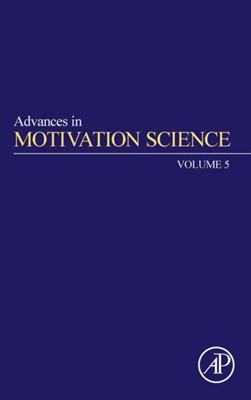 Advances in Motivation Science Elliot 9780128141717