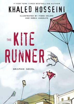 The Kite Runner Graphic Novel Khaled Hosseini 9781594485473