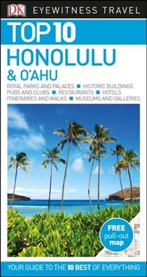 Top 10 Honolulu and O'ahu DK Travel 9780241310557