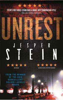 Unrest Jesper Stein 9781912624041