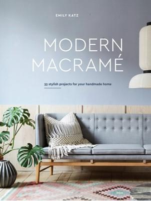 Modern Macrame Emily Katz 9780399579578