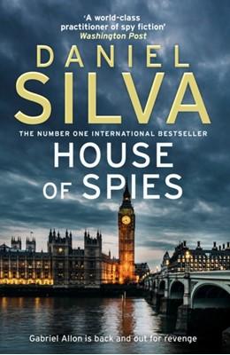 House of Spies Daniel Silva 9780008104764