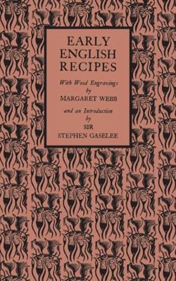 Early English Recipes  9781107586406