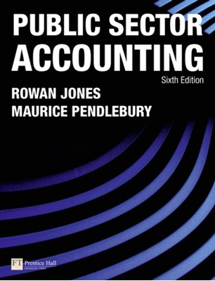Public Sector Accounting Maurice Pendlebury, Rowan Jones 9780273720362