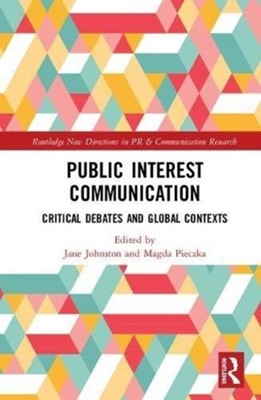 Public Interest Communication  9781138737112