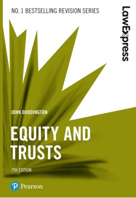 Law Express: Equity and Trusts John Duddington 9781292210179