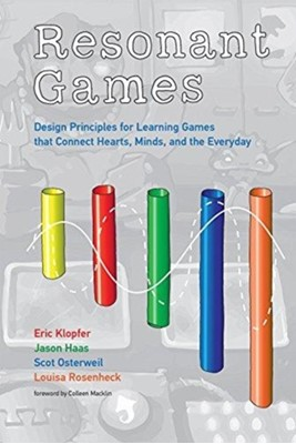 Resonant Games Jason (PhD Candidate Haas, Eric (Professor and Director of the MIT Scheller Teacher Education Program and Education Arcade Klopfer, Scot (Creative Director Osterweil, Louisa (Ed Tech Designer and Researcher Rosenheck 9780262037808