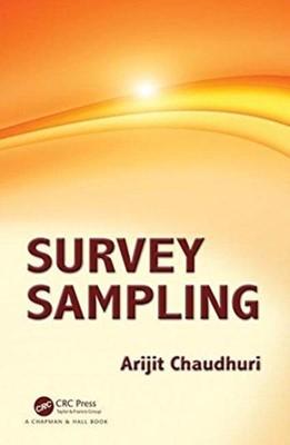 Survey Sampling Arijit (Indian Statistical Institute Chaudhuri 9781498774741