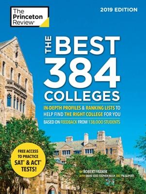 Best 382 Colleges Robert Franek 9781524758196
