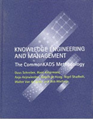 Knowledge Engineering and Management Anjo Anjewierden, Hans Akkermans, Bob Wielinga, Nigel Shadbolt, Walter Van de Velde, Robert de Hoog, Guus Schreiber 9780262193009