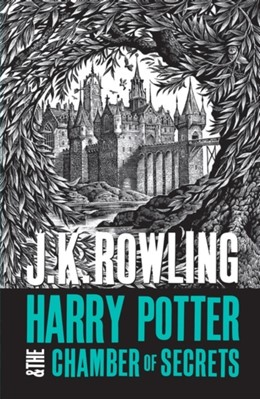 Harry Potter and the Chamber of Secrets J. K. Rowling 9781408894637