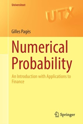 Numerical Probability Gilles Pages 9783319902746