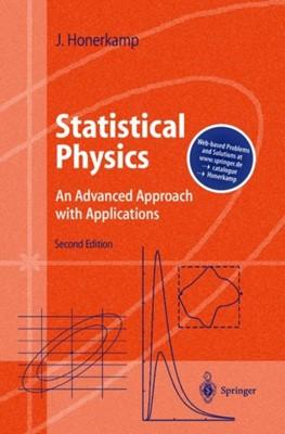Statistical Physics Josef Honerkamp 9783642077036