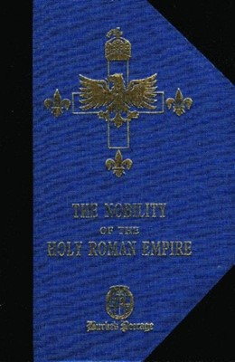 The Nobility of the Holy Roman Empire  9780850110456