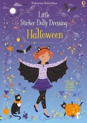 Little Sticker Dolly Dressing Halloween Fiona Watt 9781474950435