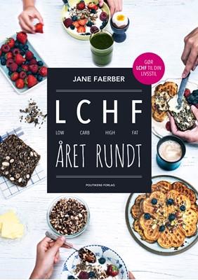 LCHF året rundt Jane Faerber 9788740017588