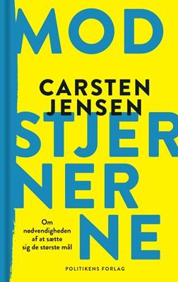 Mod stjernerne Carsten Jensen 9788740048629