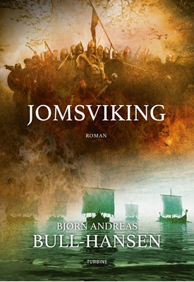 Jomsviking Bjørn Andreas Bull-Hansen 9788740620252