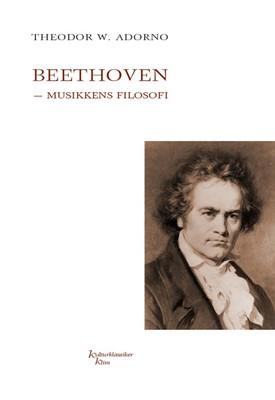 Beethoven Theodor W. Adorno 9788772043098