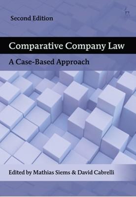 Comparative Company Law  9781509909360