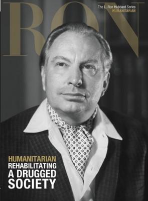 L. Ron Hubbard: Humanitarian - Rehabilitating a Drugged Society  9788764934861