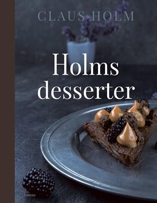 Holms desserter Claus Holm 9788740651287
