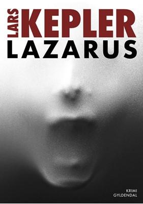 Lazarus Lars Kepler 9788702169171