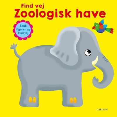 Find vej - Zoologisk have  9788711902431