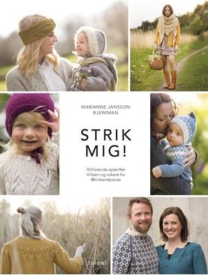 Strik mig! Marianne Jansson Bjerkman 9788740623321