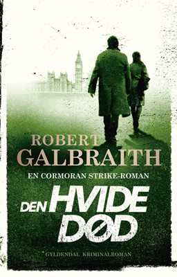 Den hvide død Robert Galbraith 9788702277692
