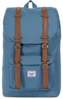 Herschel Rygsæk Little America Mid-Volume, Aegan Blue  0828432172368