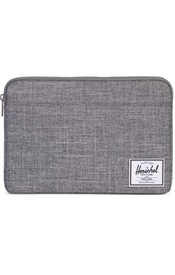 Herschel Anchor MacBook Sleeve, Raven Crosshatch  0828432205622