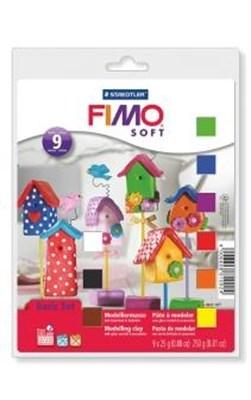FIMO soft ovn-hærdende ler, basis pakke  4006608810924