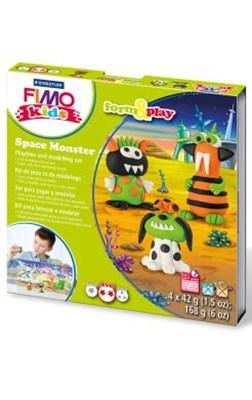 """FIMO kids sæt, """"Space Monster""""  4007817032619"""