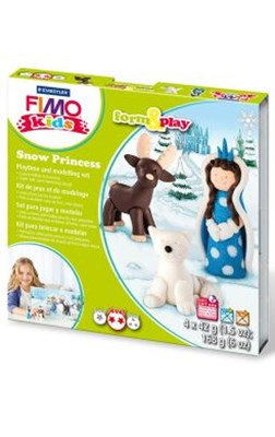 "FIMO kids sæt, ""Snow Princess""  4007817032633"