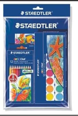 STAEDTLER Noris Club farvelægnings sæt  4007817611043