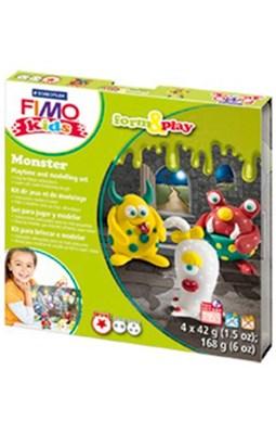 """FIMO Kids sæt, """"Monster""""  4007817806234"""
