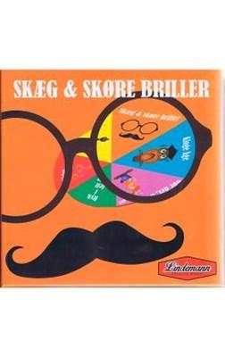 Spil - Skæg og Skøre Briller  5700002021717