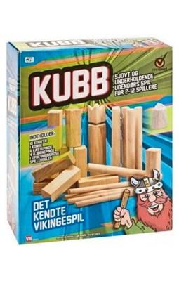 Spil - Kongespil / Kubb  5701719242174
