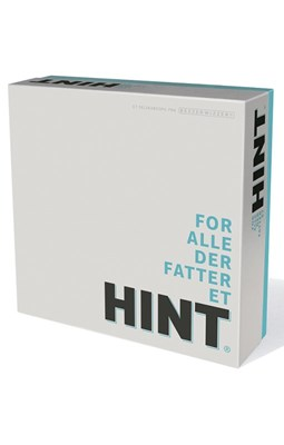 Spil - HINT Hvid  5704339000292