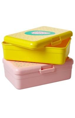 Rice Madkasse med frugtprint, ass.  5708315167955