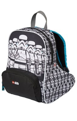 Børnehavetaske, LEGO Star Wars Storm Trooper  5711013052287