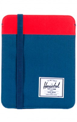 Herschel Cypress iPad sleeve, Navy/Rød  5711610028463