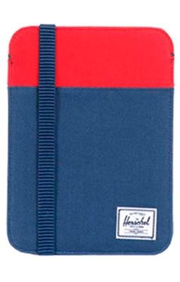 Herschel Cypress iPad Mini sleeve, Navy/rød  5711610129344