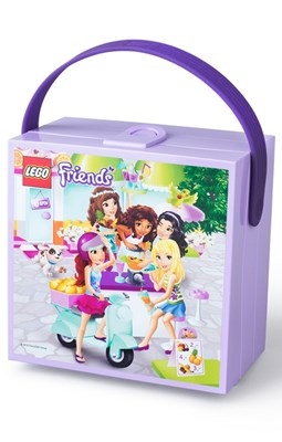 Madkasse med hank, LEGO Friends  5711938023720