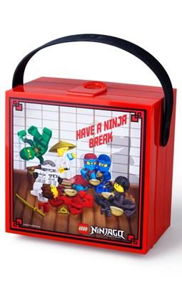 Madkasse med hank, LEGO Ninjago  5711938023744