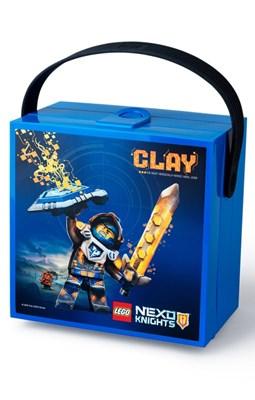 Madkasse med hank, LEGO Nexo Knights Clay  5711938027193