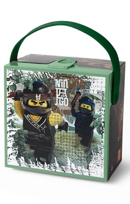 Madkasse med hank, LEGO Ninjago Movie  5711938029807