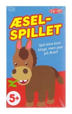 Spil - Æselspillet  6416739543932