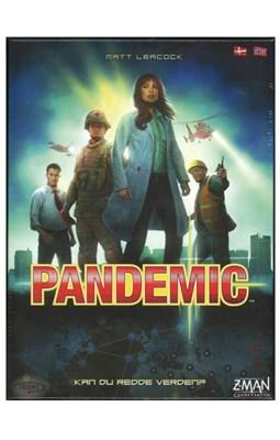 Spil - Pandemic  6430018272702